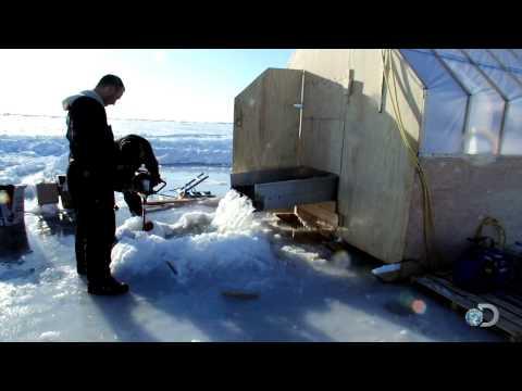 Scott Meisterheim Restrains Himself | Bering Sea Gold: Under the Ice