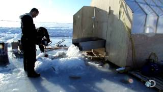 Scott Meisterheim Restrains Himself | Bering Sea Gold: Under the Ice