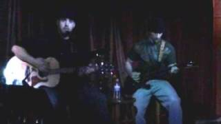 Brian Colburn - Blue on Black (Live Kenny Wayne Shepherd Cover w. DC Slater)