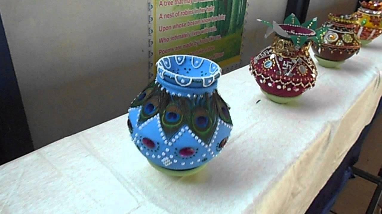 Sehore Blue Bird School Kalash Decoration Competition 1