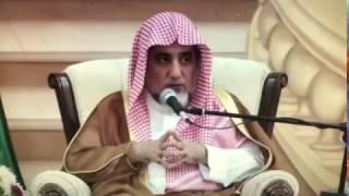 قصة مؤثرة عن الحافظ ابن رجب - معالي الشيخ صالح آل الشيخ