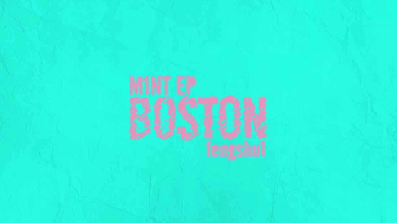 BOSTON - Fengshu1 (lyrics video)