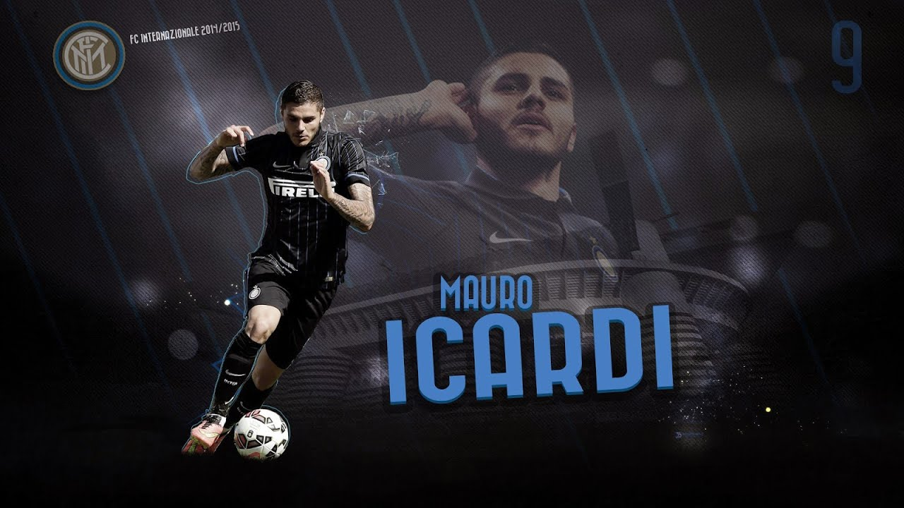 Mauro icardi goals skills inter 2014 2015 hd for Sfondi inter hd