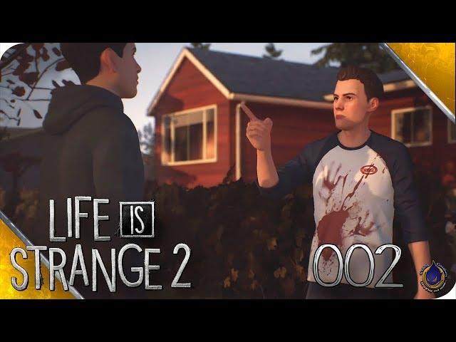 LIFE IS STRANGE 2 - Episode 1 👬 [002] Immer Ärger mit dem Nachbarn