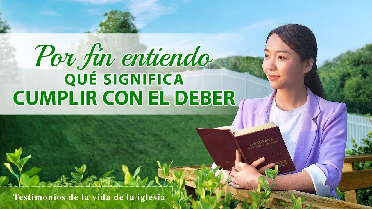 Testimonio cristiano en español 2020   Por fin entiendo qué significa cumplir con el deber