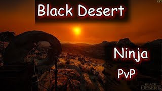 Black Desert. Ninja Mini/solo PvP