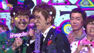 Winner announcemeant, 1위 발표, Music Core 20131102