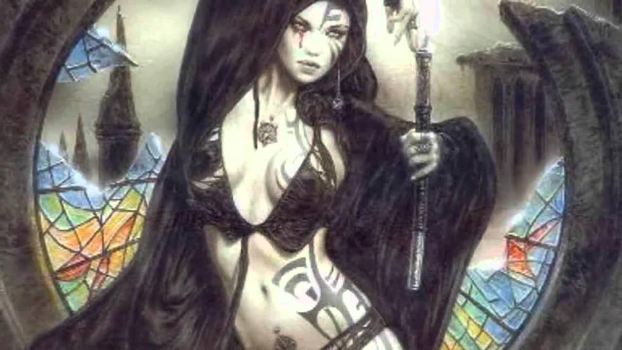 Beautiful female fantasy art youtube beautiful female fantasy art voltagebd Images