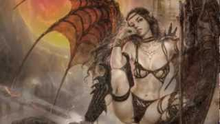 Adult Female art fantasy