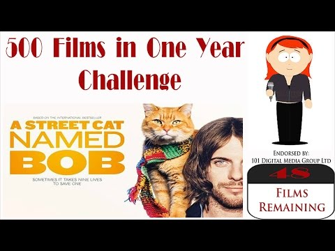 Film 453: A Street Cat Named Bob (2016)