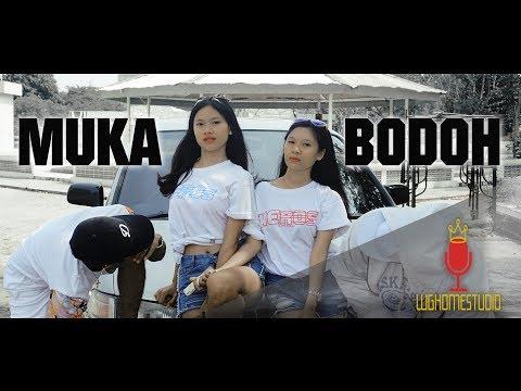 WANTED GOKIL FEAT D_KAAHFI - M U K A  B O D O H ( OFFICIAL MUSIK VIDEO )
