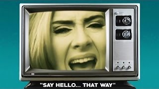 Adele / Backstreet Boys / Jay Z / Jessie J – SAY HELLO THAT WAY (Mashup)