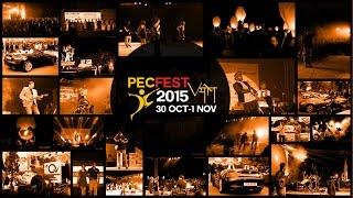 PECFEST 2015 | Official Theme Song | Wo Pal Yaari Ke