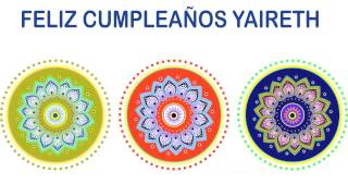 Yaireth   Indian Designs - Happy Birthday