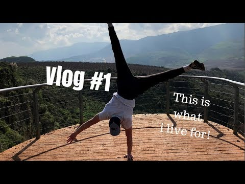 vlog #1 MOUNT HERMON!!!