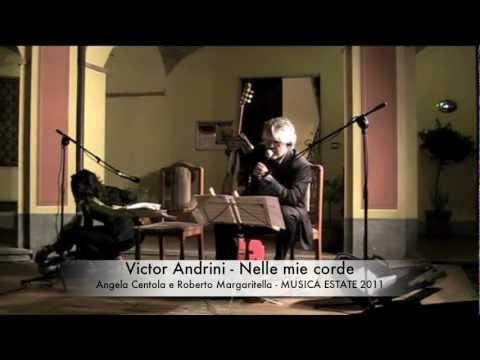 Victor Andrini – Nelle mie corde