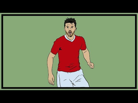 Michael Carrick's Career | Tactical Profile