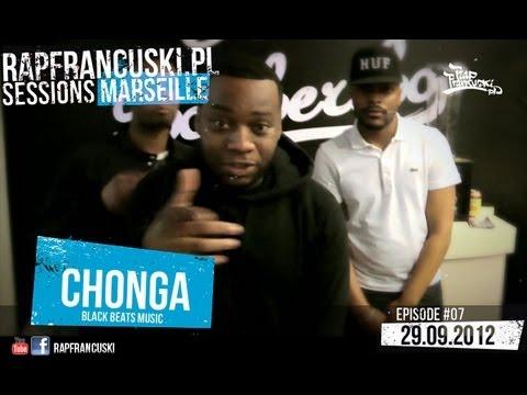 BLACK BEATS MUSIC - RAPFRANCUSKI.PL Freestyle Sessions Marseille #07