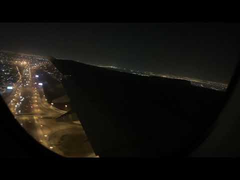 Emirates A380 | Dubai to Singapore Takeoff