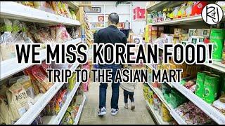Asian Mart Haul & Cooking Korean Food! | 동양식품 쇼핑 & 한국음식 만들기! Video