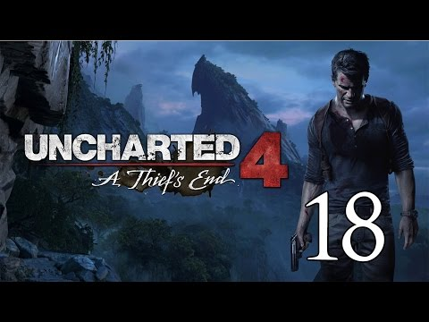Uncharted 4 A Thief's End - Crushing Let's Play Part 18: Marooned