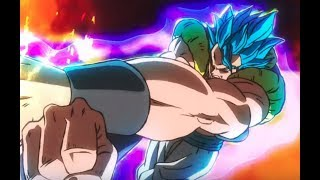 GOGETA VS BROLY FIGHT REVEALED OFFICIALLY - Dragon Ball Super Broly