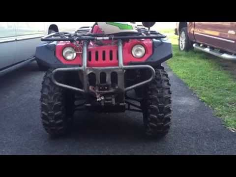 1998 Yamaha Grizzly Upgrades And Updates