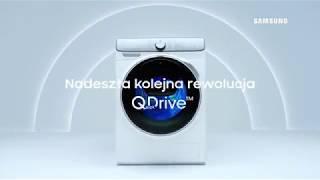 Pralka Samsung QuickDrive™ | Idealnie czyste pranie nawet o połowę szybciej!
