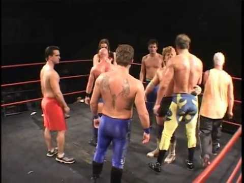 The Kings Of Wrestling Stables Unite [Aniversario!]