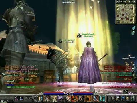 Mleczko Archlord Gameplay VID2