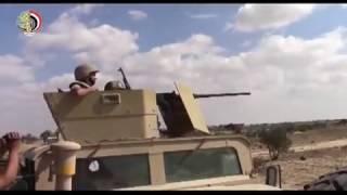 الجيش يحبط مخطط هجوم على قواته بـ«سيارة مفخخة» في سيناء