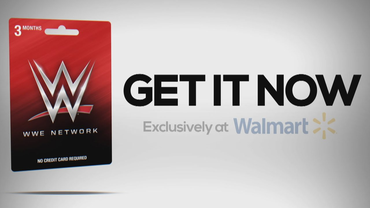 WWE Network gift cards are the perfect holiday stocking stuffer ...