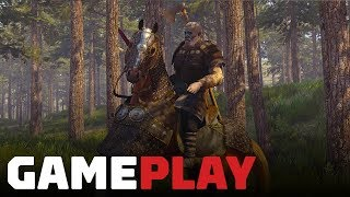 6 Minutes of Mount & Blade 2: Bannerlord Campaign Gameplay