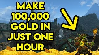 World Of Warcraft Hyper Spawn Gold Farm