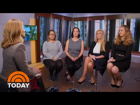 Accusers Of UCLA Gynecologist Speak Out About Alleged Sexual Abuse | TODAY