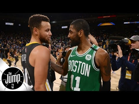 Could Celtics actually beat Warriors in a 7-game series | The Jump | ESPN