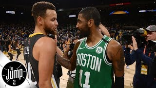 Could Celtics actually beat Warriors in a 7-game series   The Jump   ESPN