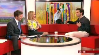 Mika BBC Breakfast 2015