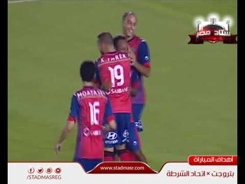 أهداف مباراة - بتروجت 3 - 0 اتحاد الشرطة   الدوري المصري