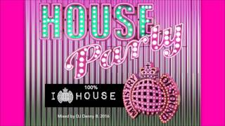 Ministry of Sound  100% House Music DJ Mix 2016 Mixed by DJ Denny B.