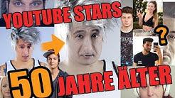 YOUTUBE STARS 50 JAHRE ÄLTER!   | LUCY CAT