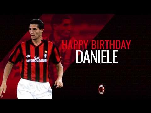 Daniele Massaro's Best Goals, Skills and Moments in Rossonero