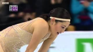 Mirai NAGASU - 2016 World Championships - LP (BBC)