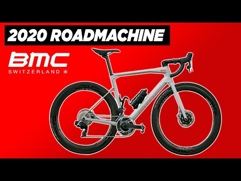 2020 BMC Roadmachine 01 - First Ride Review