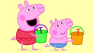 English Cartoon | Peppa's Adventures | Peppa Pig New Compilation #20