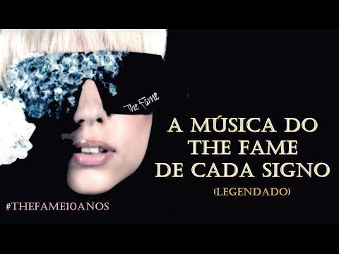 A música da Lady Gaga de cada signo (versão The Fame) (Legendado)