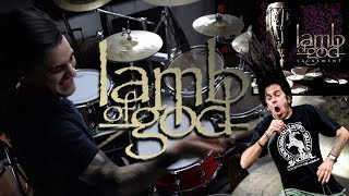 "Are YOU a ""Redneck""?!?!?! Lamb of God Drum Cover"