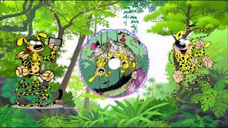 [Lyrics] Bạn Tôi Là Marsupilami - Nhạc phim hoạt hình