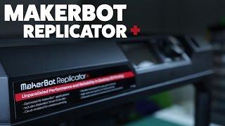 Download lagu MakerBot Replicator plus 3D Printer Review MP3