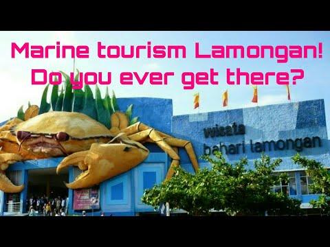 Marine tourism Lamongan! do you ever get there?